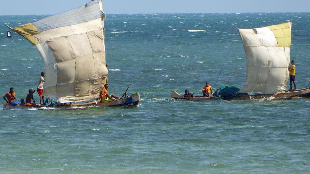 Ifaty Vezo fishermen Madagascar